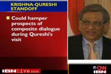Qureshi comment on J-K widens Indo-Pak rift